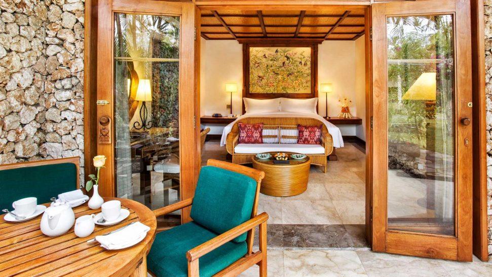 The Oberoi Beach Resort Bali Lanai Garden View Rooms