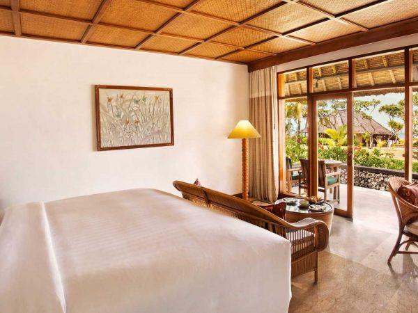 The Oberoi Beach Resort Bali Lanai Ocean View Rooms