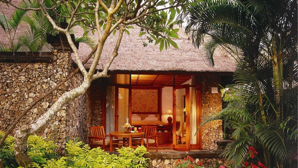 The Oberoi Beach Resort Bali Luxury Lanai Partial Ocean View Rooms