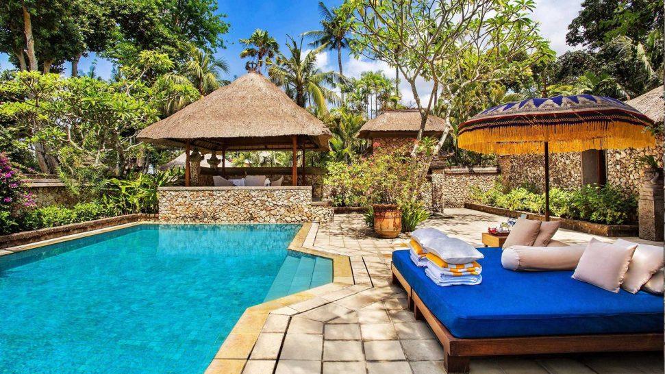 The Oberoi Beach Resort Bali Luxury Villas Garden View with Private Pool