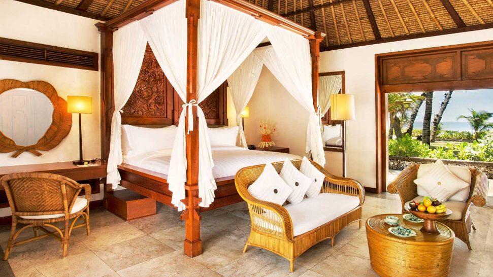 The Oberoi Beach Resort Bali Luxury Villas with Ocean View