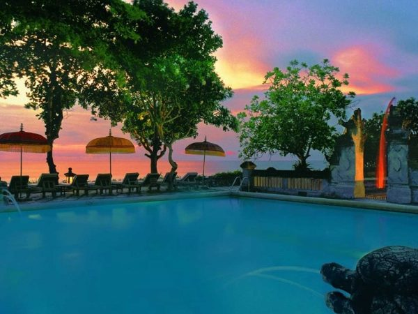 The Oberoi Beach Resort Bali Pool