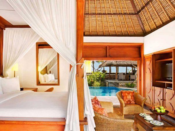The Oberoi Beach Resort Bali Royal Ocean View Villa with Private Pool
