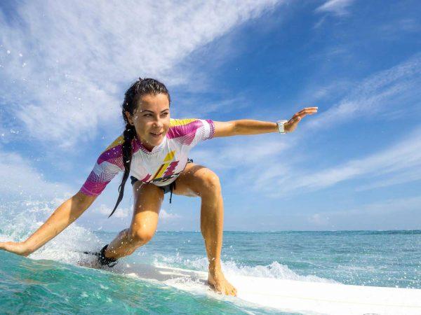 The Oberoi Beach Resort Bali Surf School