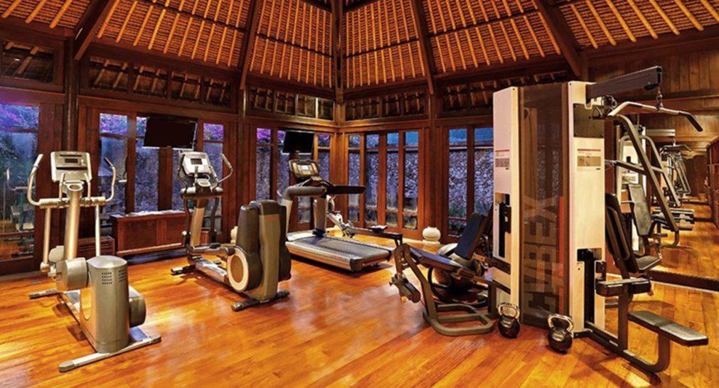 The Oberoi Beach Resort Lombok Gym