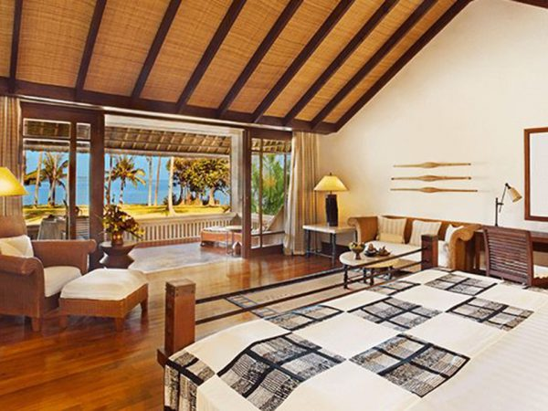 The Oberoi Beach Resort Lombok Luxury Pavilion with Ocean Views