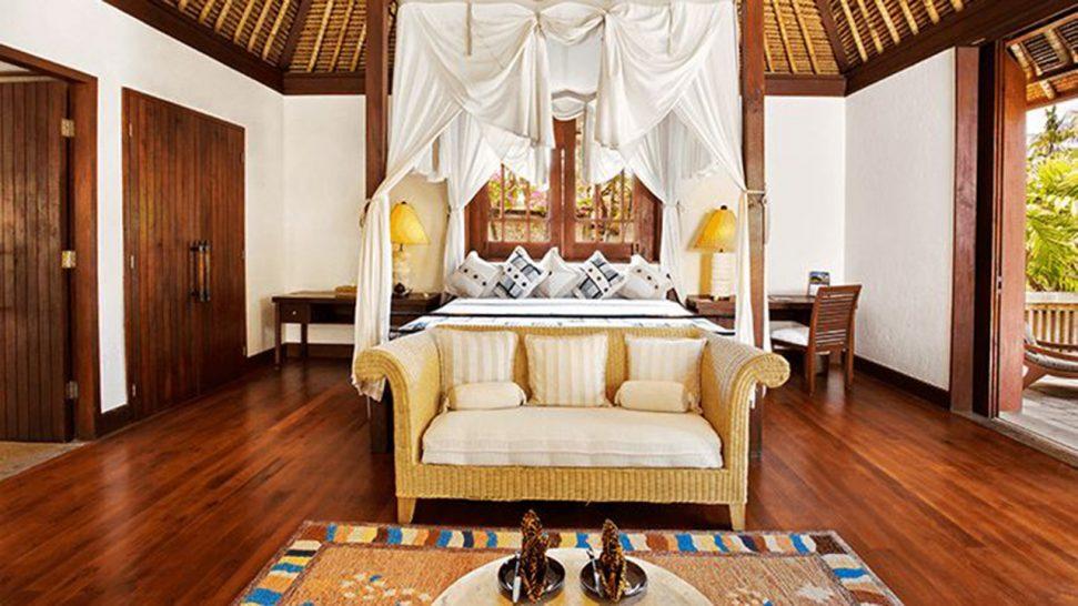 The Oberoi Beach Resort Lombok Luxury Villa with Garden Views