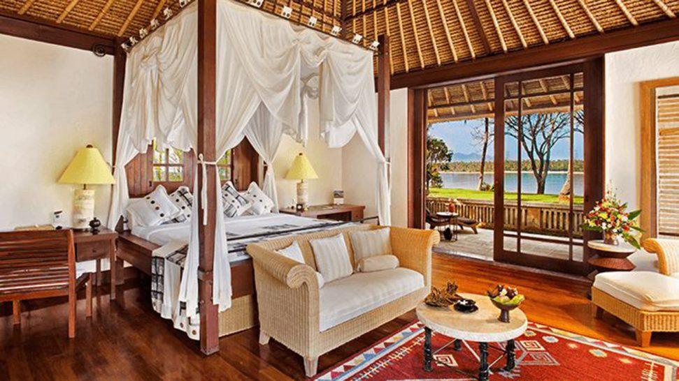 The Oberoi Beach Resort Lombok Luxury Villa with Ocean Views