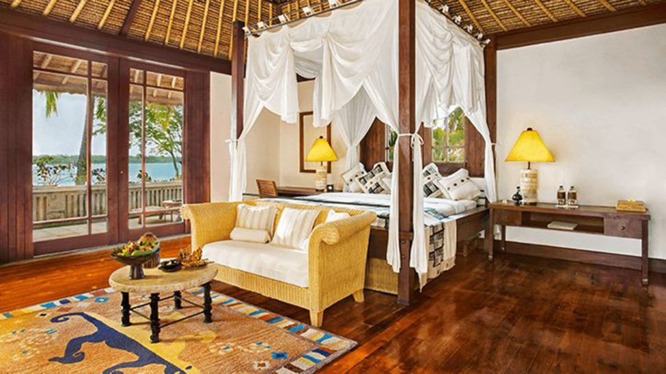 The Oberoi Beach Resort Lombok Royal Villa with Private Pool
