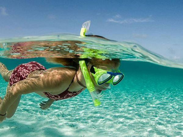 The Oberoi Beach Resort Lombok Snorkelling Trip to the Gili Islands