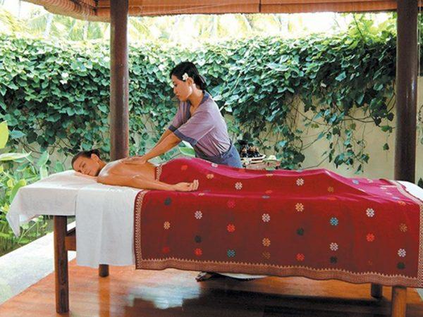 The Oberoi Beach Resort Lombok Spa