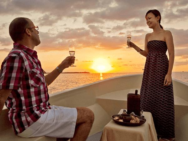 The Oberoi Beach Resort Lombok Sunset Cruise