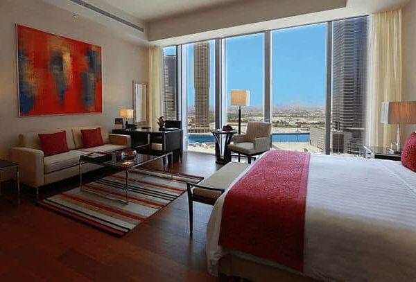 The Oberoi, Dubai Deluxe City View Rooms