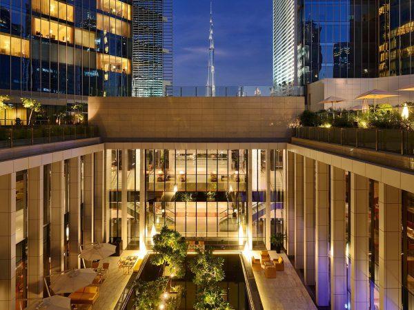The Oberoi, Dubai Exterio View