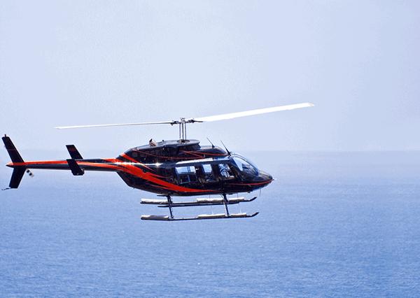 The Oberoi, Dubai Helicopter Ride
