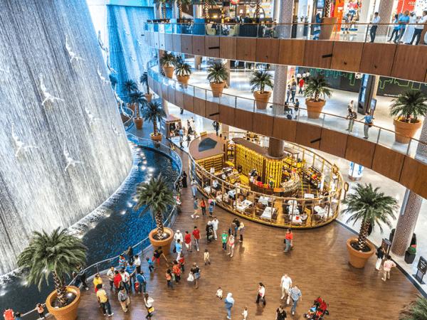 The Oberoi, Dubai Mall