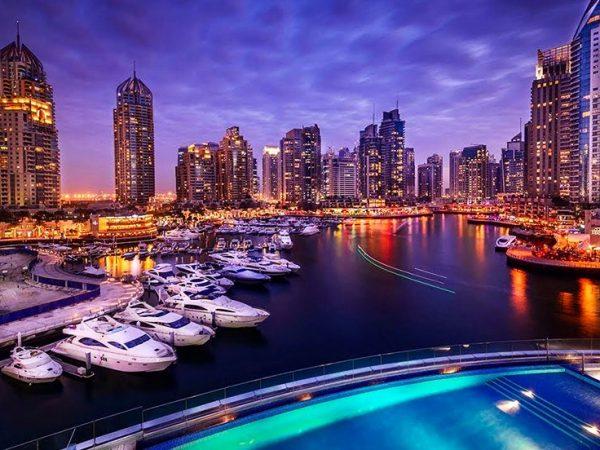 The Oberoi, Dubai Outside View