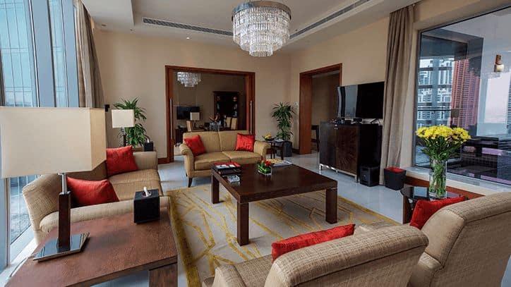 The Oberoi, Dubai Presidential Suites