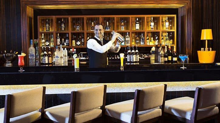 The Oberoi, Dubai The Lobby Bar