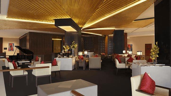 The Oberoi, Dubai The Lobby Lounge