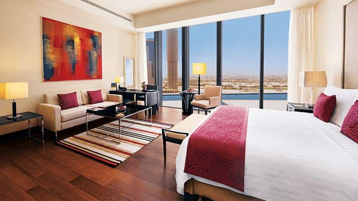 The Oberoi, Dubai Three Bedroom Family Suites