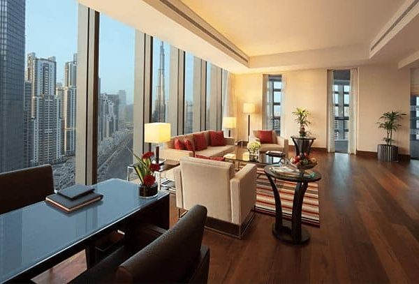 The Oberoi, Dubai Two Bedroom Family Suites