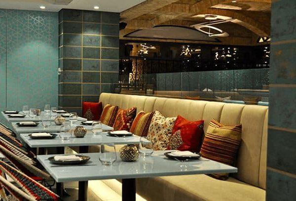 The Oberoi, Dubai Waka Restaurant and Bar