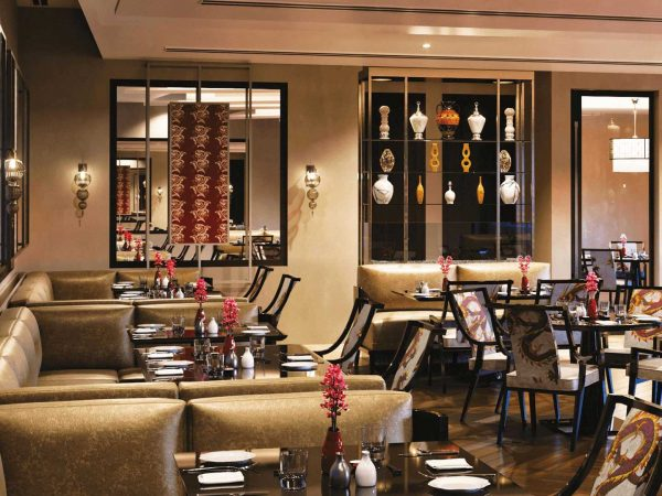 The Oberoi New Delhi Baoshuan