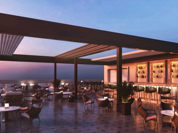 The Oberoi New Delhi Cirrus 9