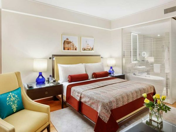 The Oberoi New Delhi Deluxe Rooms