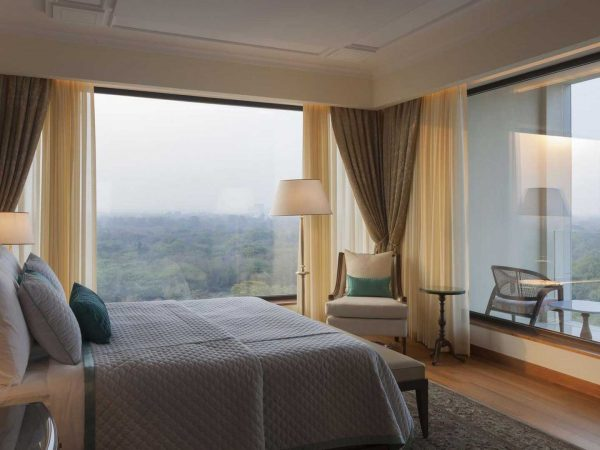 The Oberoi New Delhi Deluxe Suites