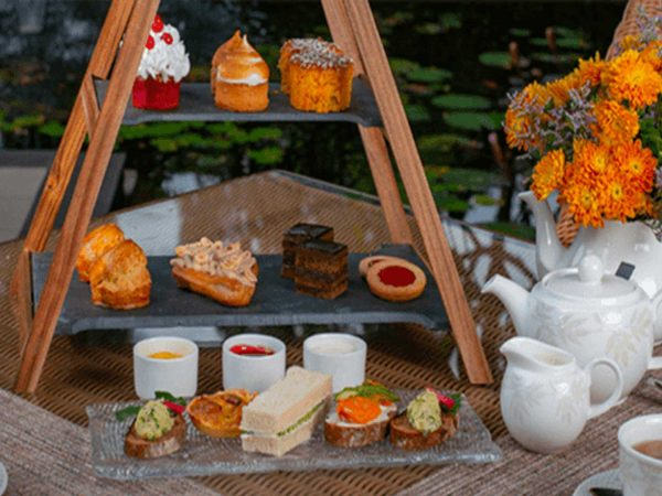 The Oberoi New Delhi Garden Tea Party