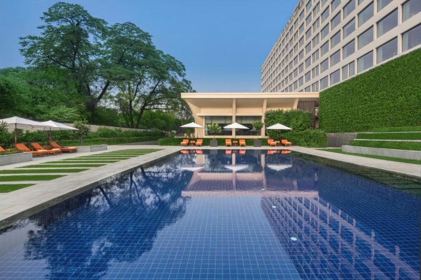 The Oberoi New Delhi Pool