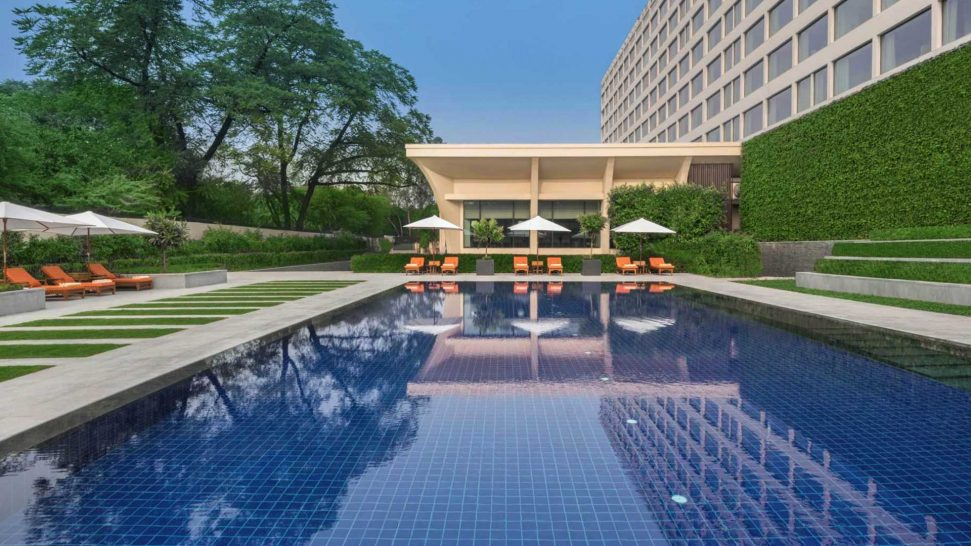 The Oberoi New Delhi Pool