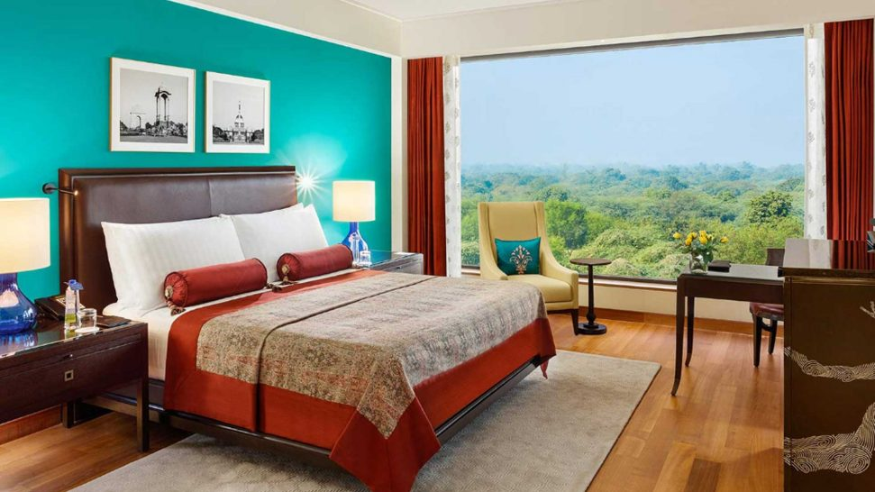 The Oberoi New Delhi Premier Plus Rooms