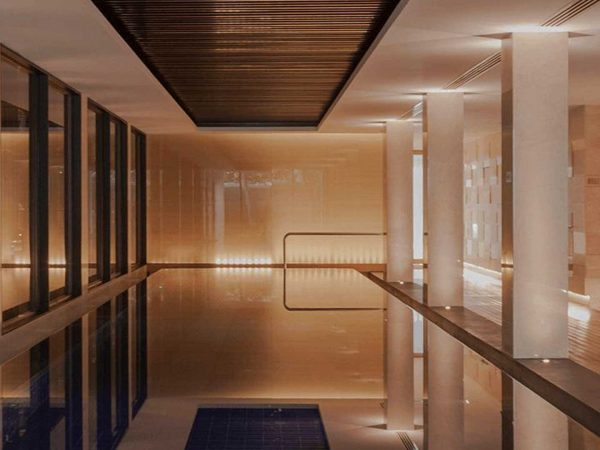 The Oberoi New Delhi Spa Pool