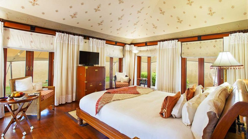 The Oberoi Rajvilas Jaipur Luxury Tents