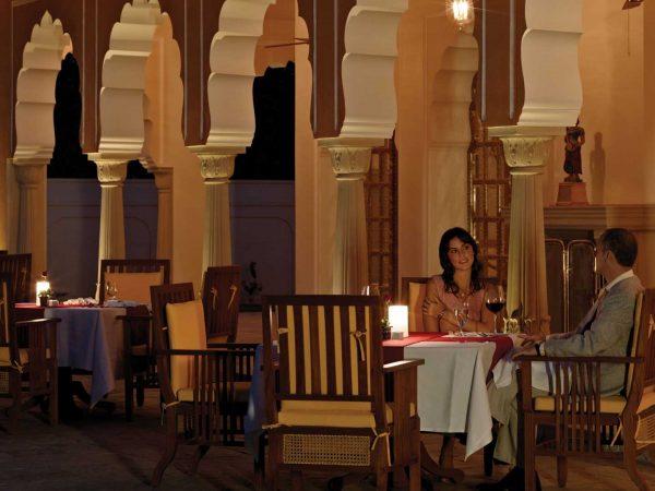 The Oberoi Rajvilas Jaipur Raj Mahal
