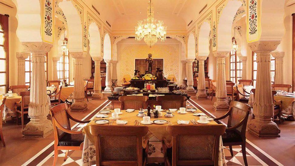 The Oberoi Rajvilas Jaipur Surya Mahal