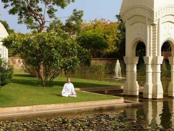 The Oberoi Rajvilas Jaipur Yoga