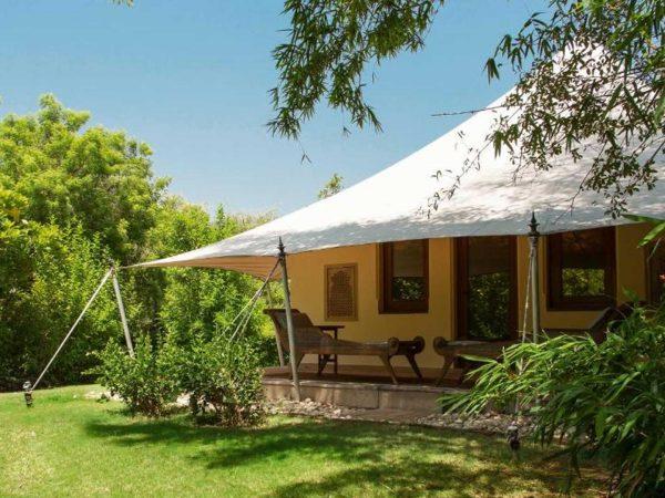 The Oberoi Vanyavilas Wildlife Resort Ranthambore Luxury Tent
