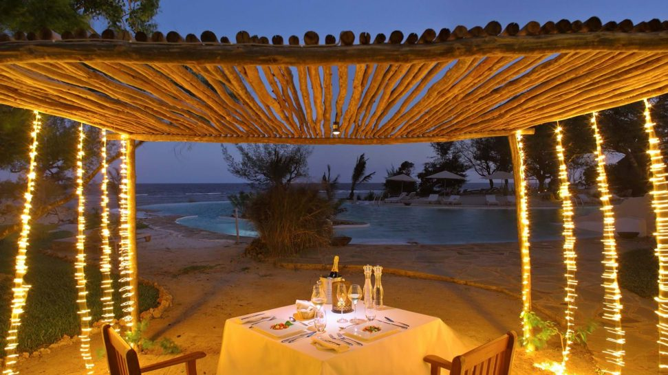 The Ocean Spa Lodge Dining