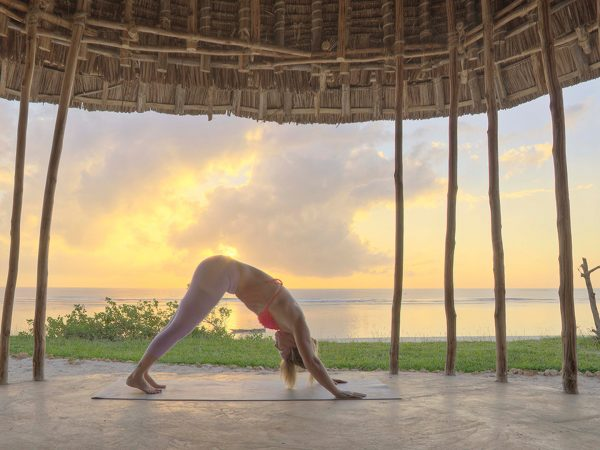 The Ocean Spa Lodge Yoga
