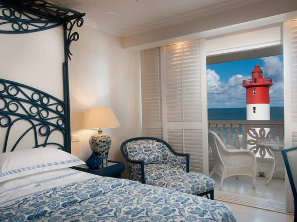The Oyster Box Hotel Luxury Sea Facing Rooms