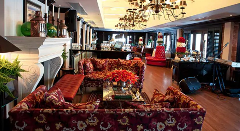 The Oyster Box Hotel The Light house Bar