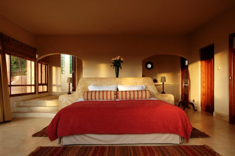 The Sanctuary at Ol Lentille Colonels House Bedroom
