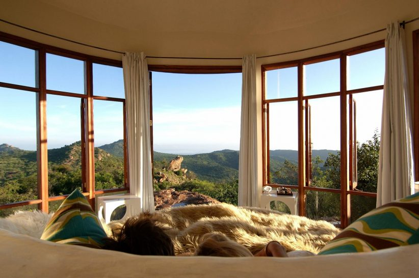 The Sanctuary at Ol Lentille Eyrie Bedroom