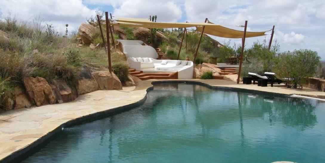 The Sanctuary at Ol Lentille Pool