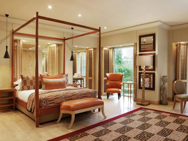 The Saxon Hotel Presidential Suite