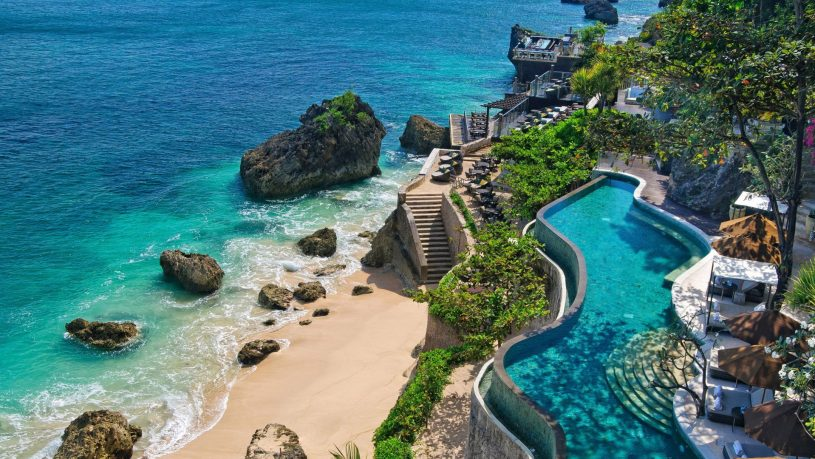 The Villas at AYANA Resort, BALI Ocean Beach Pool